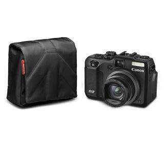 NANO V CAM. POUCH BLK. STILE