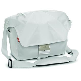 UNICA III; SAC MESSENGER P/REFLEX+ORDI 13''+ EFF.PERSO -Blanc