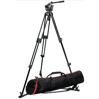 525MVB Tripod, 503HDV Head plus MBAG90P bag kit