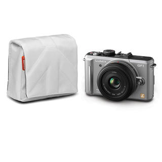 Nano VII Camera Pouch White