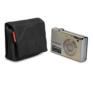 NANO I CAM. POUCH BLK. STILE