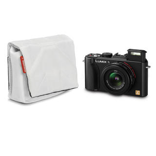 Nano III Camera Pouch Star White