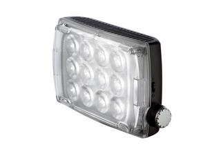Spectra500F-LED Light-550lx@1m-CRI>90, 5000°K, Flood, Dim