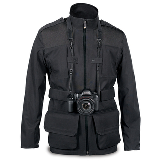 Lino Field Jacket-men-2L/Blk