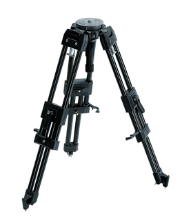 Video Pro-Tripod Short/Spike Black