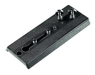 Sliding Plate with 2x1/4'' and 2x3/8'' screws