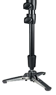 Fluid Aluminium Video Monopod with Plate