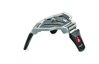 Pocket per fotocamere reflex colore grigio