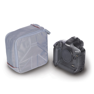 Custodia IX camera pouch Grey