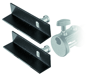 Set of 2 Mini L-Brackets for Mini Clamp