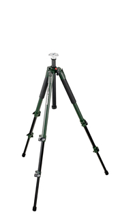 View 3-Section Aluminum Tripod with Quick Flip Leg Locks