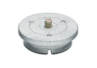 Quick Release Plate-Med for 400 Geared Head (3263) 23mm