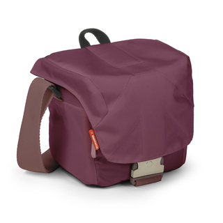 BELLA III SH. BAG PLUM.W STILE
