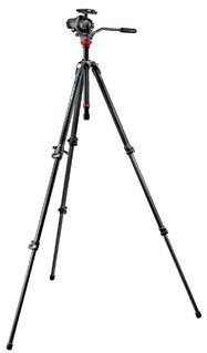 055 Kit Grey, 755CX3 Tripod with Photo-Movie Head Q5