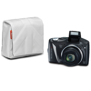 Nano IV Camera Pouch White
