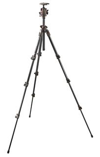KIT TREPIED 190CXPRO4 + ROTULE BALL MH054M0-Q2 (BRONZE)