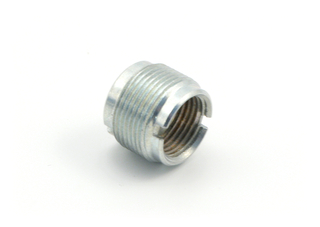 Microphone Thread, 3/8''F to 5/8''M, 15mm Long