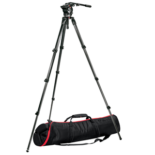 526 Pro Video Head+536 CF Tripod+MBAG100PN