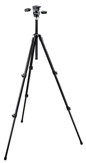 BASIC TRIPOD BLACK W/804RC2 HD
