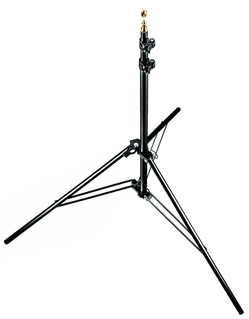 8' Black Stacker Stand + 015 Top