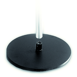 Disc Base with Tube Adapter