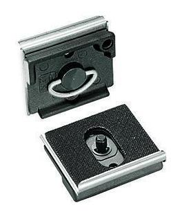 Arch Rectangular Plate with 3/8'' screw