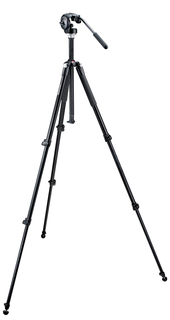 055XWNB Tripod + 128RC Micro Fluid Head with 200PL-14 Plate