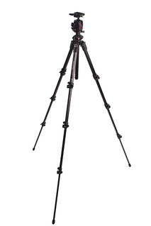054 Kit Grey,190CXPRO4 Tripod with Ball Head Q2