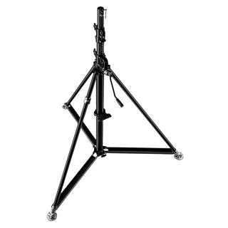 Black Stainless Steel Super Wind Up Stand