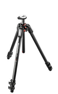 055 carbon fibre 3-section tripod, with horizontal column