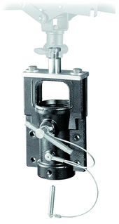 16mm Male / 28mm Female Spigot Adapter
