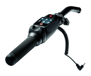Remote Control for Panasonic Cameras, Built On Pan Bar