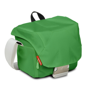 BELLA II SH. BAG B.GREEN STILE