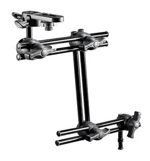 3-Section Double Articulated Arm with Camera Bracket