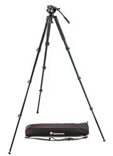 500 Aluminum Single Leg Video system