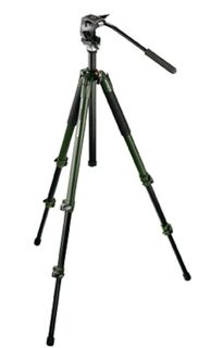 055 View Aluminium Tripod with 700RC2 Head Kit