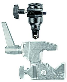 Additional Socket f/Super Clamp w/safety pin mechanism