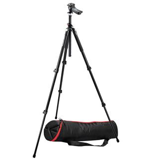 Photo kit with 055XPROB tripod, 322 Head, 80cm padded bag