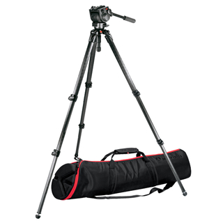 519 Video Head+535CF Tripod