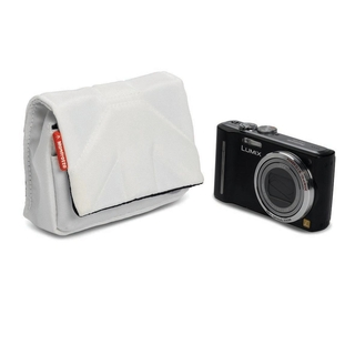 Nano II Camera Pouch White