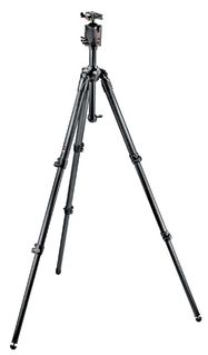 057 Kit Grey, Carbon Fiber Tripod with Ball Head Q5