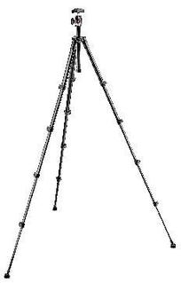 Compact Series tripod with built-in photo head