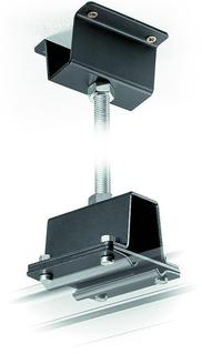 CEILING BRACKET W/THREADED ROD