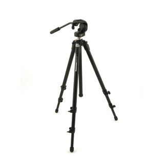 055XDB Tripod and 128RC Micro Fluid Head