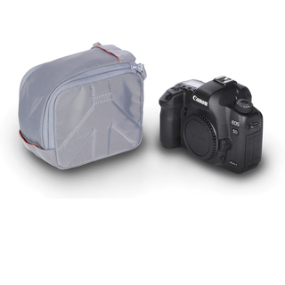 Custodia VIII Camera Pouch Grey
