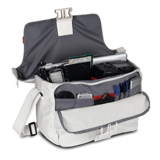 Unica VII Messenger White