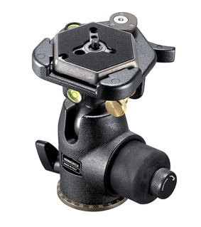Hydrostatic Ball Head with RC0 Rapid Connect System