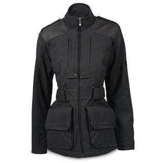 LINO - VESTE DE TERRAIN Femme XL - Noir