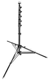 Giant Camera Stand - No Head; 24 ft Tall with Wind Brace Kit