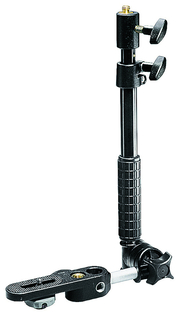 Camera Flash Bracket with Telescopic Column